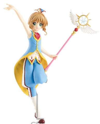 Banpresto Cardcaptor Sakura clear card ed EXQ figure ~ Sakura Kinomoto ~ japan