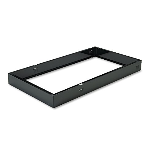 (Bankers Box Metal Bases for Staxonsteel & High-Stak Files, Letter, Black)