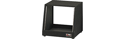 Odyssey CRS12 12 Space Carpeted Studio - Stand Studio Rack