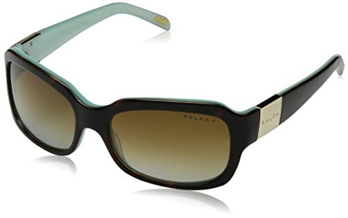 Ralph Lauren Aviator Sunglasses Polarized - Ralph by Ralph Lauren Women's 0ra5049