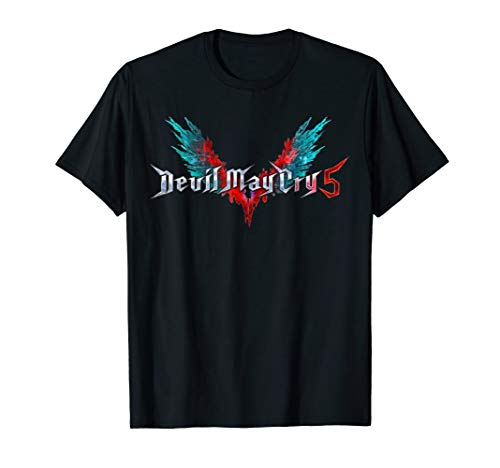- Devil May T Shirt Cry 5 For Men Women Kids Black