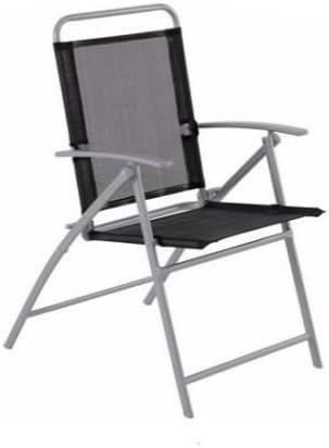 Plegable Pacific silla de jardín: Amazon.es: Jardín