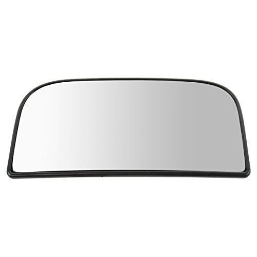 Wide Angle Lower Tow Convex Mirror Glass Driver Side for GM SUV FS Pickup Truck