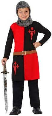 Atosa-23458 Disfraz Caballero Cruzadas, 5 a 6 años (23458): Amazon ...