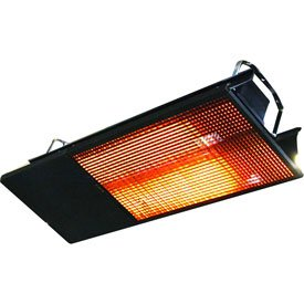Heatstar Infrared Natural Gas Ceramic Heater, HSRR30SPNG, 30000 BTU, 120V, For Use in Garage & -