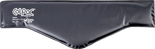"Black Polyurethane X-Tra Durable Packs - Neck Contour (21""L) - Model A955016"