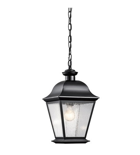 Colonial Hanging Porch Light - 5