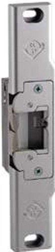 Adams Rite 74R2 Series Clear Anodized Zinc Aluminum Alloy UltraLine Electric Strike (Pack of 1)
