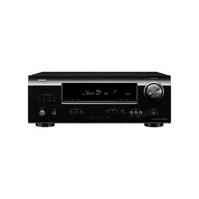 Denon AVR-391 5.1 Channel AV Home Theater Receiver with HDMI