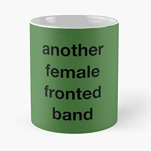 Louise Wener Sleeper Sleepertweets Another Female Fronted Band - White -coffee Mug- Unique Birthday Gift-the Best Gift For Holidays- 11 Oz. (Best Female Fronted Rock Bands)