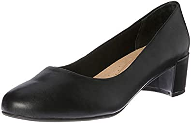Hush Puppies Women's Fabiana Court Shoes Black 5 US