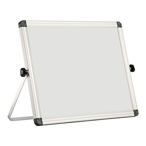 Small Dry Erase Board with Stand, OUSL 14