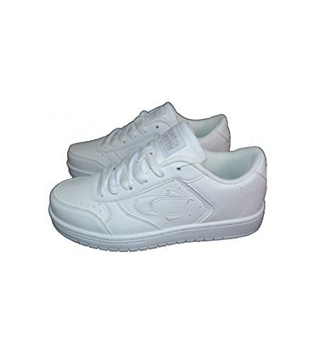 Casual Vogan Smith John Unisex Zapatillas Blancas YawXgx
