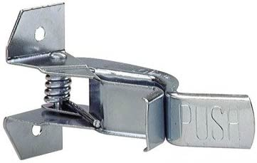 """(14) Crawford SG1G-6 1-1/2"""" Giant Spring Grip Tool Handle Brackets / Clips,Silver"""