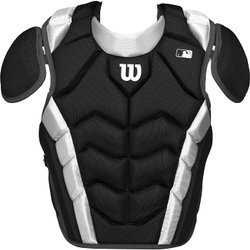 Wilson Pro Stock Chest Protector, Black, - Black Pro Chest Protector Shopping Results