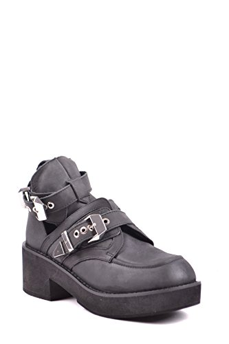 Jeffrey Boots Ankle MCBI163047O Women's Black Campbell Leather YnqwY1rAx
