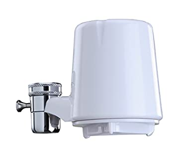 Culligan Fm-15a Faucet Mount Filter With Advanced Water Filtration, White Finish 1