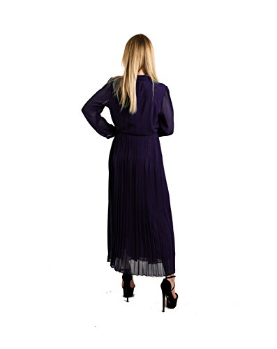 Products para Exceptional Vestido mujer Oscuro Morado d0qwOqRx