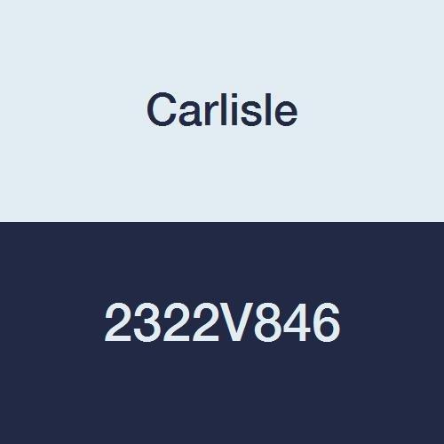 Carlisle 2322V846 Variable Speed Cog-Belt, Rubber, 1.4375...
