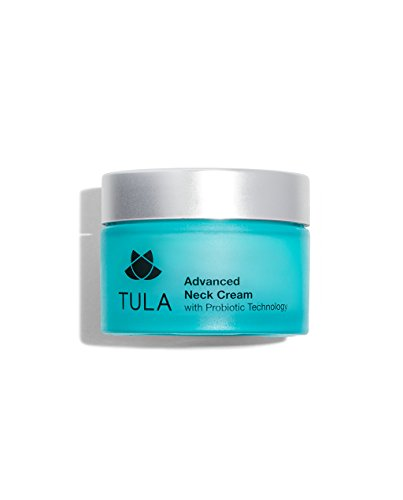 TULA Probiotic Skin Care Advanced Neck Cream, 1.7 oz. – Best for Improving the Look of Firmness and Smoothing the Appearance of Fine Lines and Wrinkles by TULA Skin Care