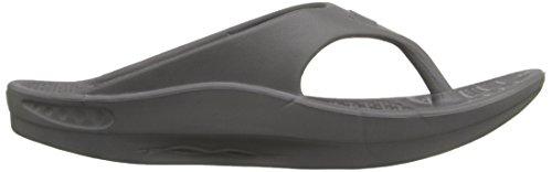 Color Shoes Flip Footwear Sandal Dolphin Forbidden Flop Telic Fuschia Grey BUXqZawcq4