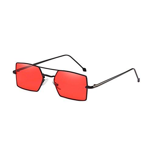 Sunglasses Hombre C7 Mujer Europa Vintage en Sol Sol Gafas de Océano de C5 JR66290 Gafas Universal JR66290 Metal Gafas Femenina TL CXwqdpX