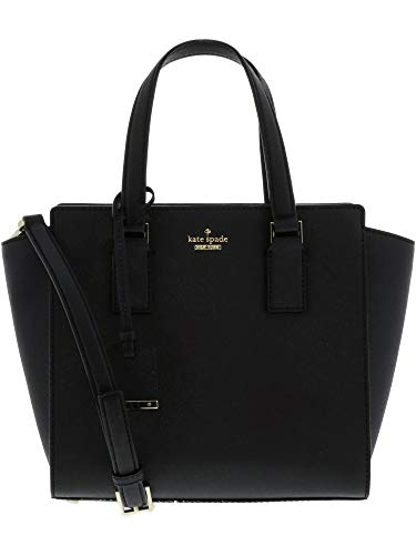 - Kate Spade New York Women's Small Hayden Tote Bag, Black, One Size