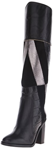 Black Multi Women's Aldo Realla Boot Riding 6vXwI