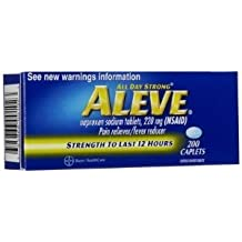 Aleve 200 Caplets [Health and Beauty] by Seven 'til Midnight