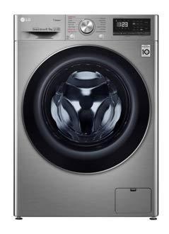 LG - Lavadora Secadora Inteligente Lg F4Dn408S2T De 8 Kg Y ...