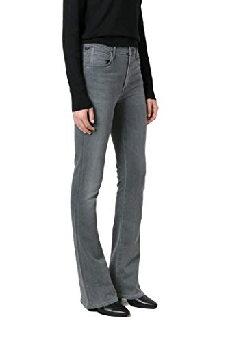Citizens of Humanity Taylor Mid-Rise Slim Boot Grey Sculpt Jeans -Silver Linings -26 Citizens Of Humanity Button Fly Jeans