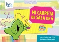 MI CARPETA DE SALA 4 Spanish Paperback 2013