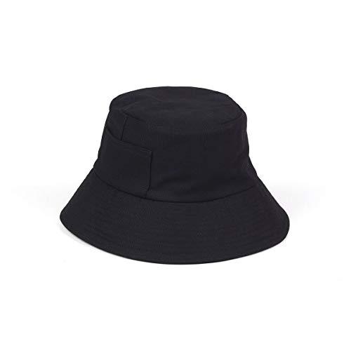 Lack Of Color Women's Wave Cotton Canvas Bucket Hat