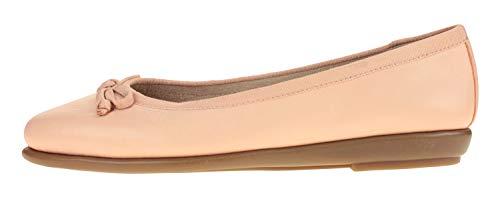 Ballet Pink Women's Flat Leather Aerosoles Light vqUYqw