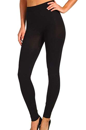 (Wolford Women's Velvet 100 Leg Support Footless Tights, Black, Small)