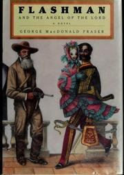 book cover of Flashman and the Angel of the Lord