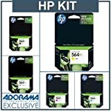 HP 564xl Ink Cartridges. Not for use in Photosmart Plus printers., Office Central