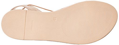 Gris Rennyy Flat Las Suede Steve taupe Madden Topo Gamuza Sandal De Mujeres wgIXH0q