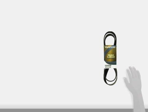 Dayco 5080600 Serpentine Belt