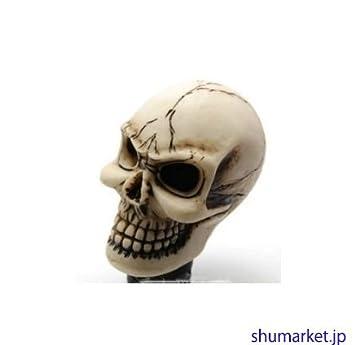 sh- Auto Waren Skull Totenkopf Skelett Skelett Totenkopf Shift Knob ...