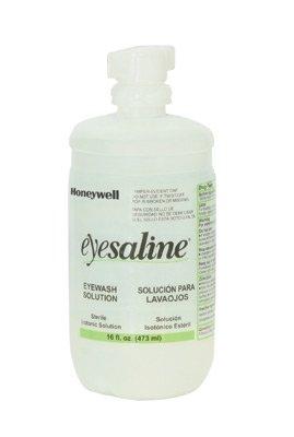 Fend-all(R) 16 Ounce Bottle Sperian Sterile Saline Personal Eye Wash Solution