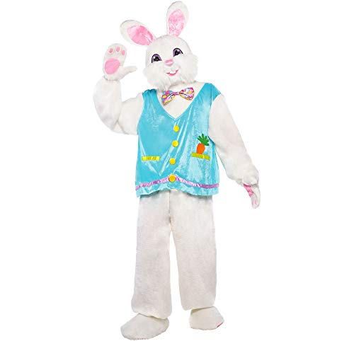 Amscan 841601 Bunny Costume Party-Supplies, One Size, Multic