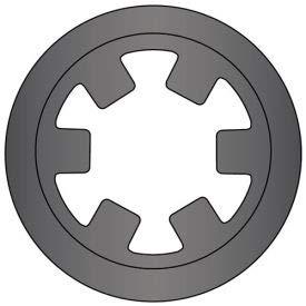 DTX-007 Spring Steel 7mm Reinforced External Push-On Ring USA Pkg of 855 Stamped