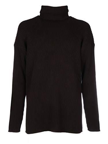 Balenciaga Luxury Fashion Mens 583089T31541000 Black Sweatshirt | Fall Winter 19