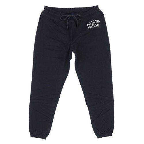 GAP Women's Sweatpant Logo (Black, ()