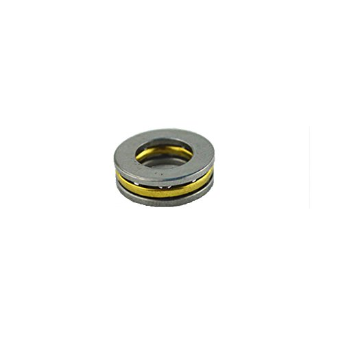 10pcs/lot F5-12M Axial Ball Thrust Bearing 5mm x 12mm x 4mm