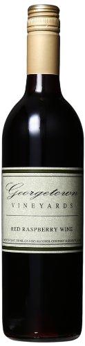 NV Georgetown Vineyards Red Raspberry Wine 750 mL