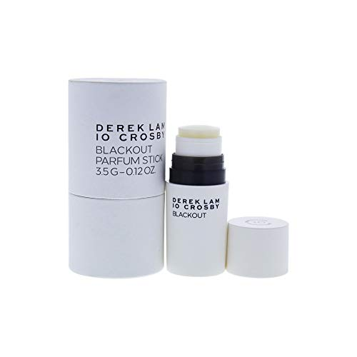 (10 Crosby Derek Lam  Blackout | Eau De Parfum | Warm Spicy and Floral Scent | Solid Stick Perfume for Women | 0.12 Oz)