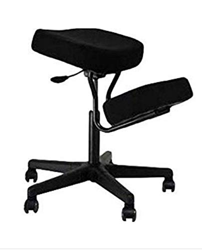 Solace Plus kneeling chair Jobri BetterPosture with Memory Foam to Improve Posture, Relieve Neck and...