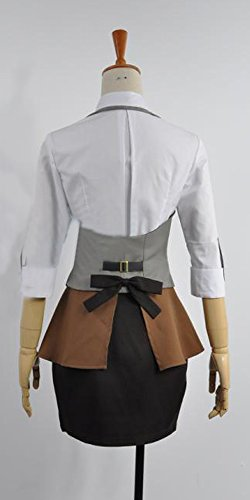 Onecos Tokyo Ghoul Kirishima Touka Workwear Cosplay Costume